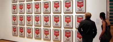 Skruvkafé i Malmö 13 februari 2016: Andy Warhol och rusinerna