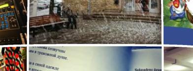 Шведско-русско-украинско-белорусские аккаунты в Инстаграме