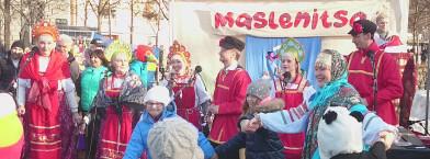 Kort rapport av Skruv från Máslenitsa 12 mars 2016