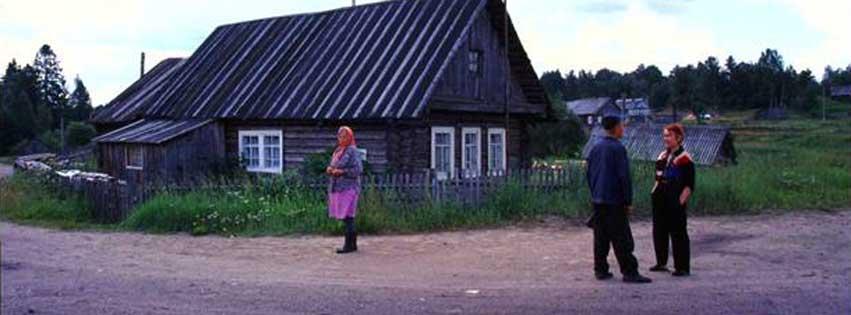 Skruvkafé: 800 mil i bil genom Ryssland
