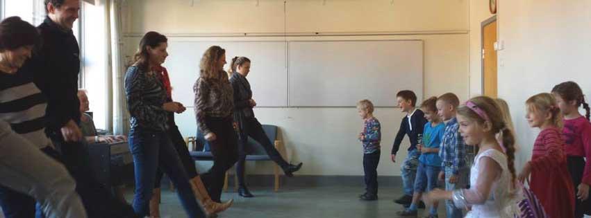 Öppna lektioner på barnverksamheten