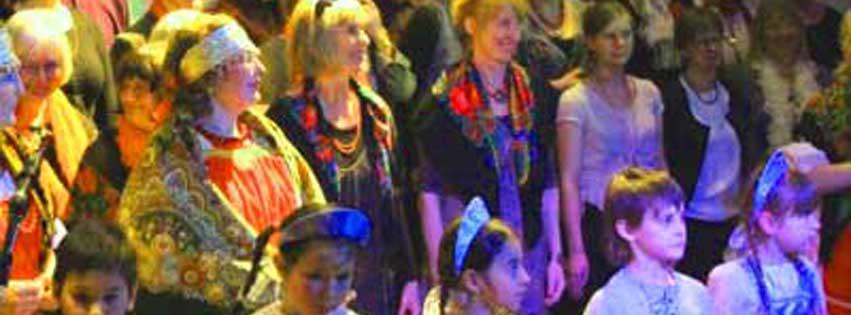 Stängt på barnverksamheten och sånggruppen 20 april