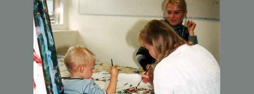 Start för verksamhet för rysktalande barn
