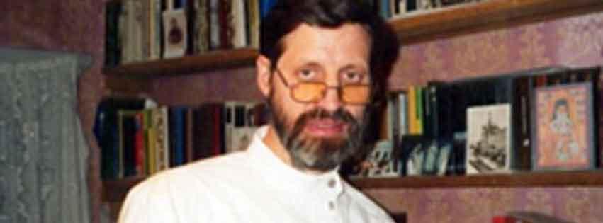 Författarträff med Sergej Rogatko