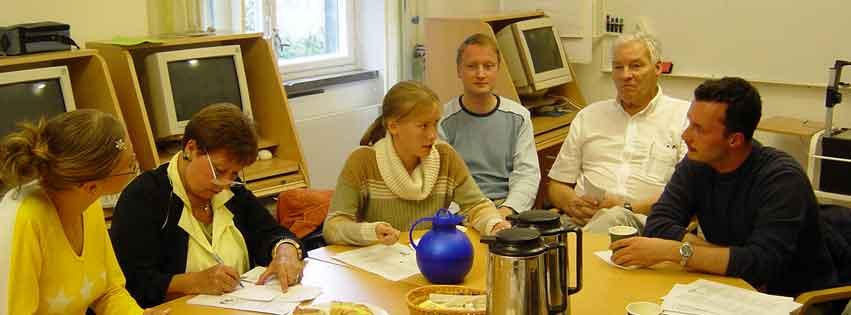 Medlemsträff om höstens aktiviteter