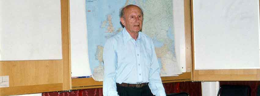 Medlemsträff med Josef Reich