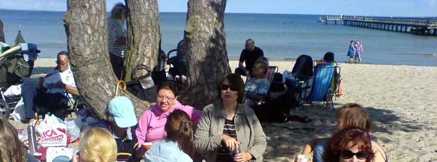 Sommarens sista picknick 2007
