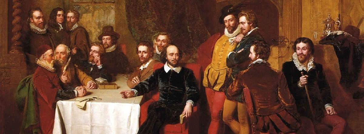 Fyrahundraårsdagen av Shakespeares och Cervantes död 23 april 2016