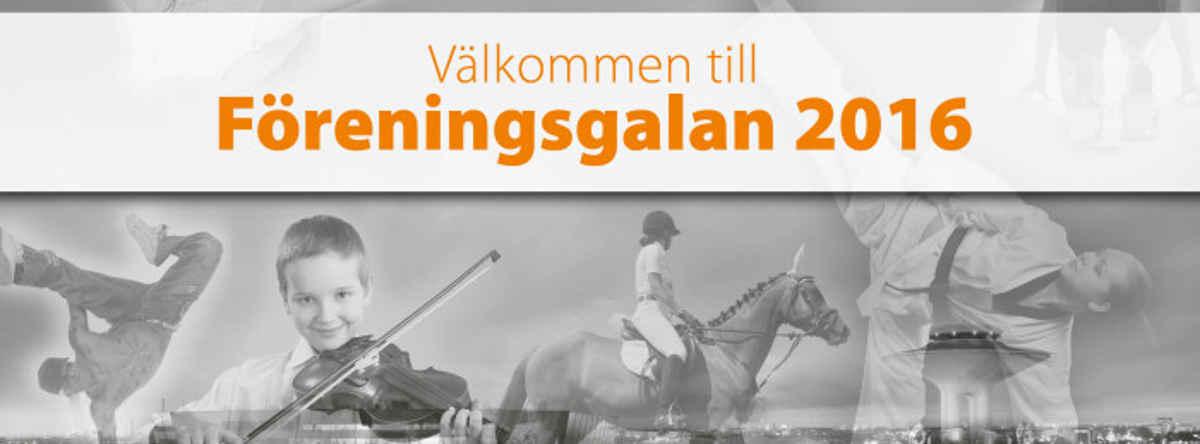 Skruv deltar i första föreningsgalan i Malmö