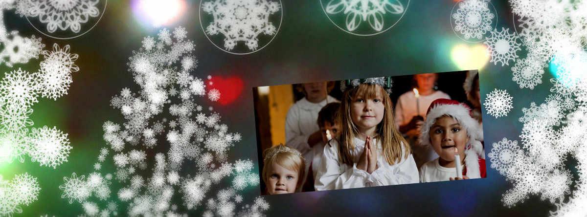 Зимние праздники в Мальме 10 декабря 2016
